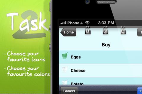 Task 2 Freeスクリーンショット