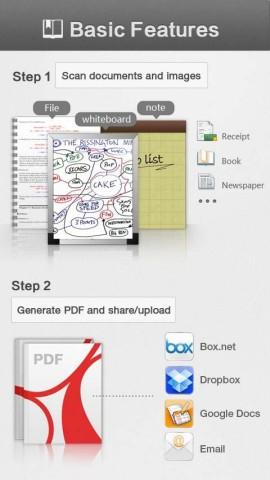 CamScanner -スキャン・PDF作成スクリーンショット
