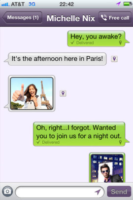 Viber – Free Phone Calls & Textスクリーンショット