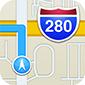 iOS6のiPhone標準地図はさようなら!無料で使える便利地図アプリをご紹介します。