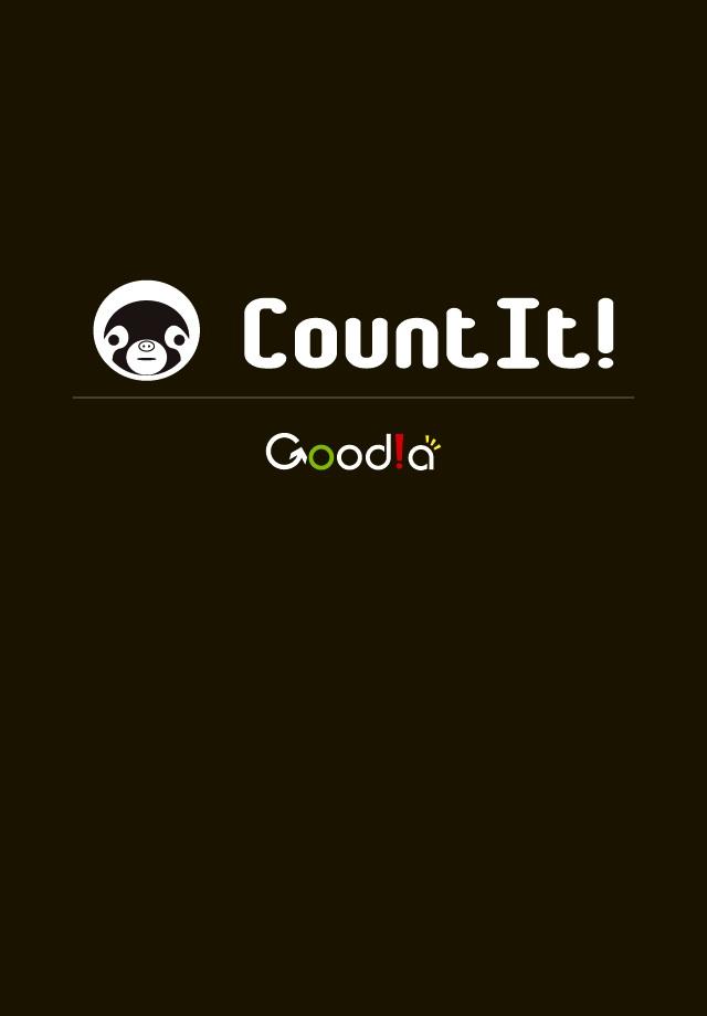 いつだっけメモ Count It !スクリーンショット