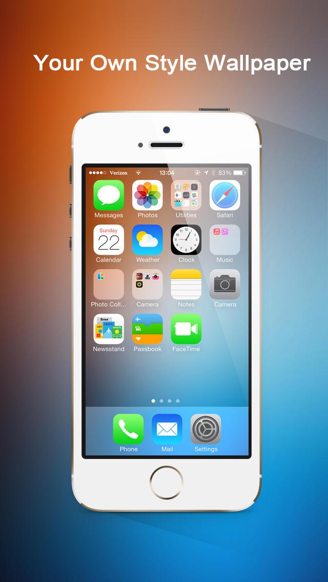 Blur For iOS 7スクリーンショット