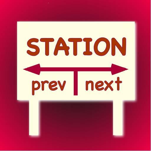 onRailway - 走行駅表示・乗り過ごし防止アラーム –