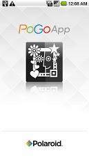 Polaroid PoGo Appスクリーンショット